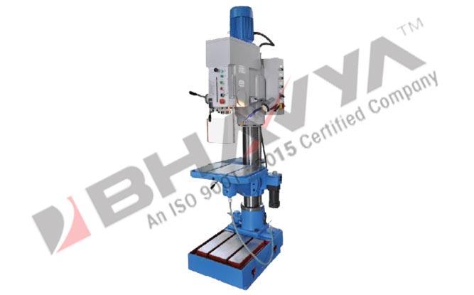 All Geared Pillar Drill