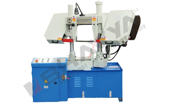 Degree Cutting Double Column Bandsaw