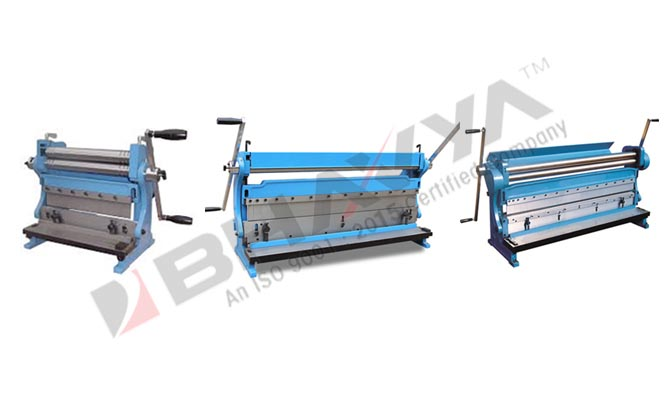 Shear, Brake and Roll Machines