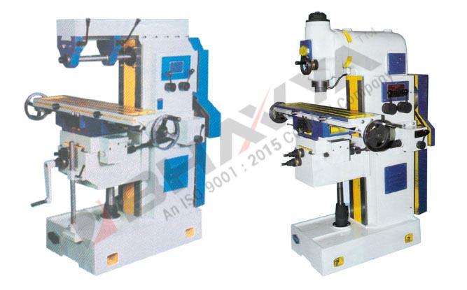 Universal Milling Machine SM series