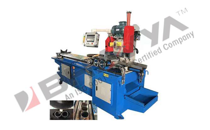 Automatic Cnc Pipe & Bar Cutting Machine - Pipe Cutting Machine, Bar Cutting Machine