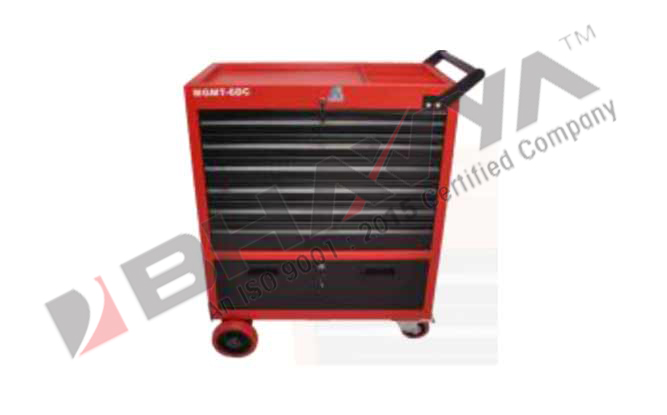 6DC Tool Trolley With 6 Drawer & Cabin