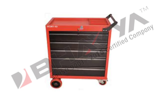 5DE Tool Trolley With 5 Drawer (Economy)