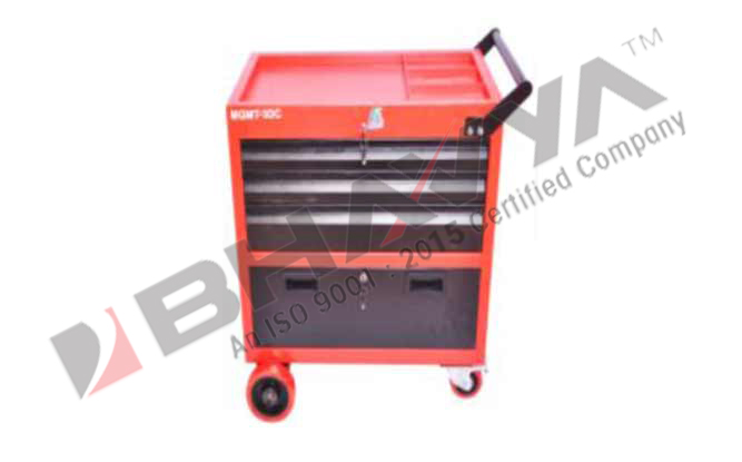 3DC Tool Trolley With 3 Drawers & Cabin