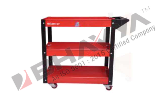 3T Tray Trolley with 3 Tray