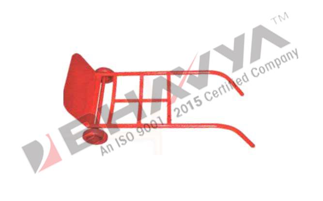 PPBT Plastic Bag Trolley (Fibre Tyre)
