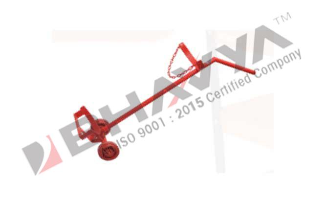 SCT Single Cylinder Trolley
