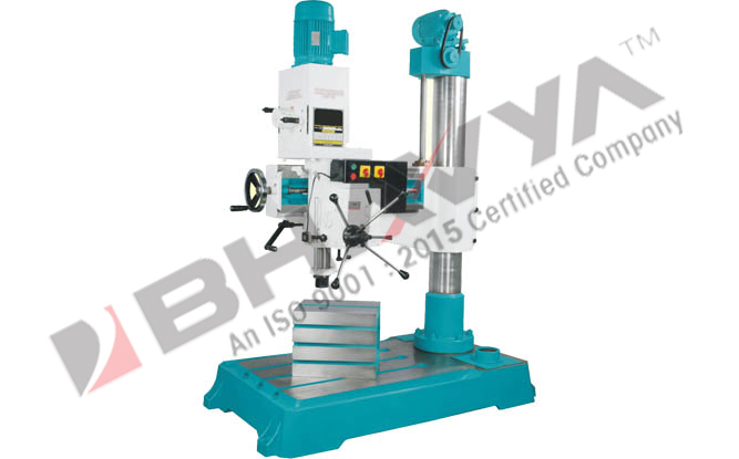 All Geared Auto Feed Radial Drill Machine (BR40AA)