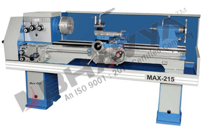All Geared Lathe Machine – Educational