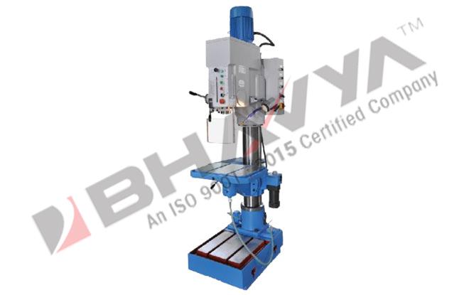 All Geared Pillar Drilling Machine
