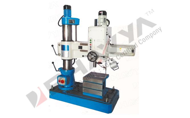 Z Series – All Geared Radial Drill
