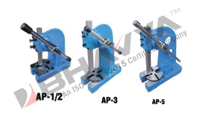 AP Series - ARBOR PRESS
