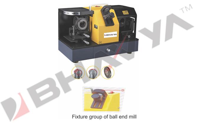 Ball End Mill Re-Sharpener (MR-X8)