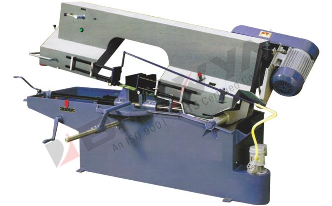 Bandsaw Machine - Horizontal Metal Cutting Bandsaw Machine