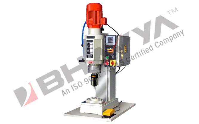 Bench Type Riveting Machine (G-Series)
