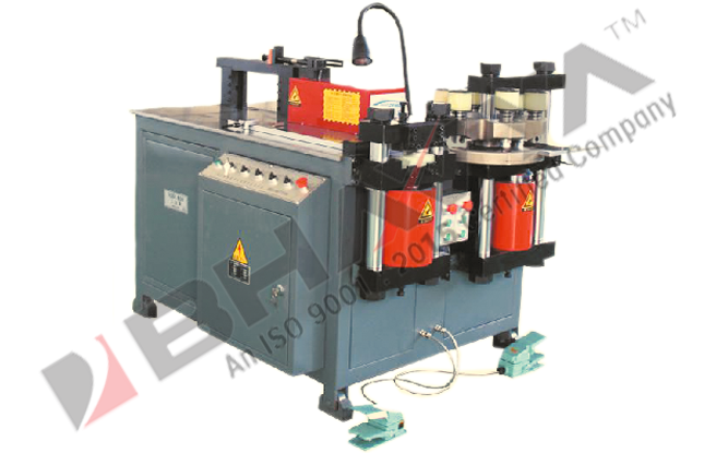 Busbar Bending-Cutting-Punching Machine