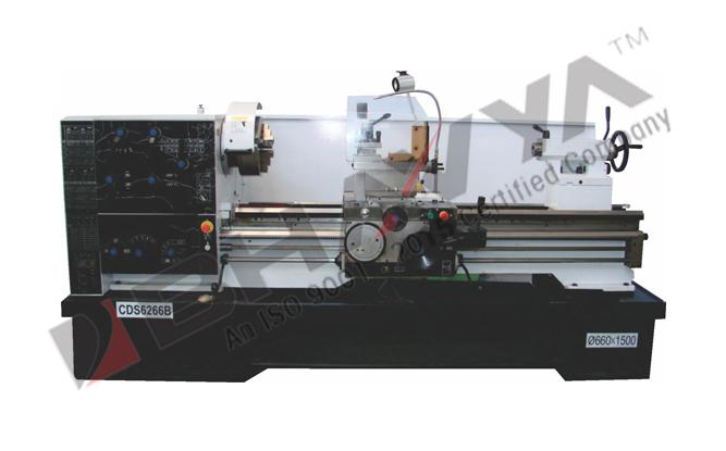Lathe Machine - All Geared Lathe Machine Manufacturer