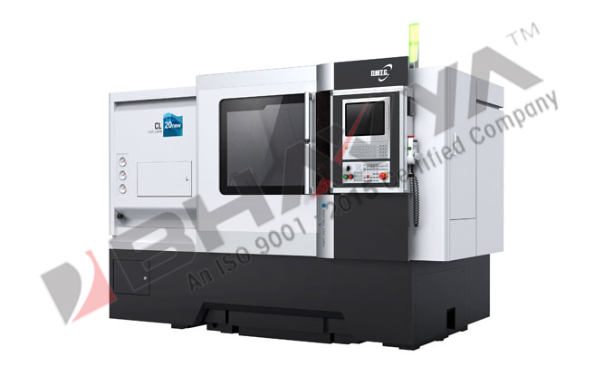CL Series Slant Bed Turning Centre