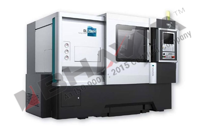 CLD Series Slant Bed Turning Centre