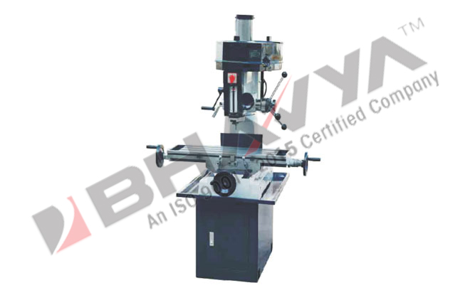Column Type V-Belt Drive – Fine Feed