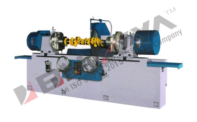 Crank Shaft Grinding Machine