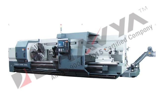 DMTG CKE Series Flat Bed CNC Lathe (CKE6163-CKE6180)