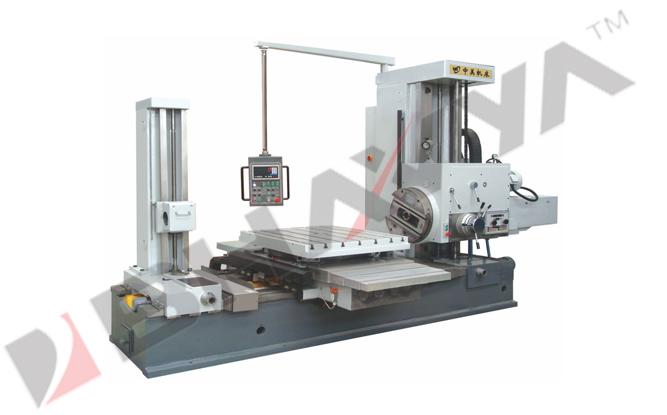 DMTG TPX Series Horizontal Boring Machine