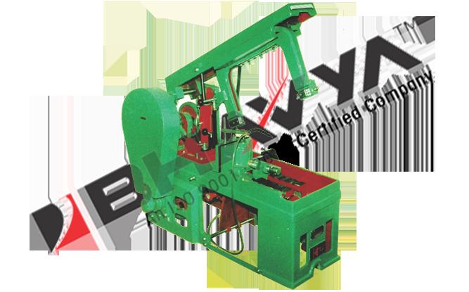 Hacksaw Machine (Hydraulic Hacksaw)