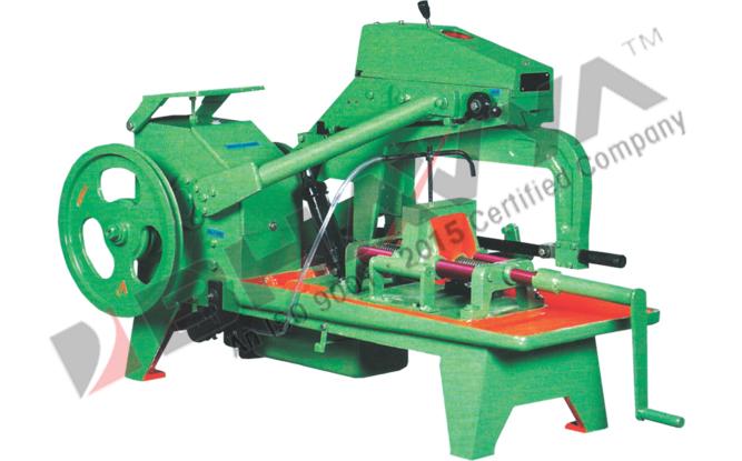 Hacksaw Machine (Semi-Hydraulic)