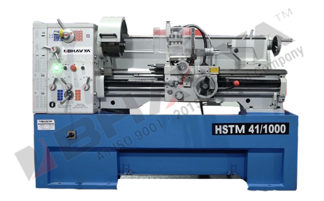 High Speed All Geared Lathe HSTM Series