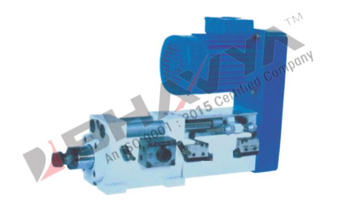 Hydraulic Drilling Head