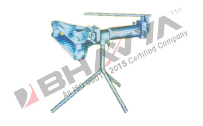 Hydraulic Hand / Motorised Pipe Bending Machine