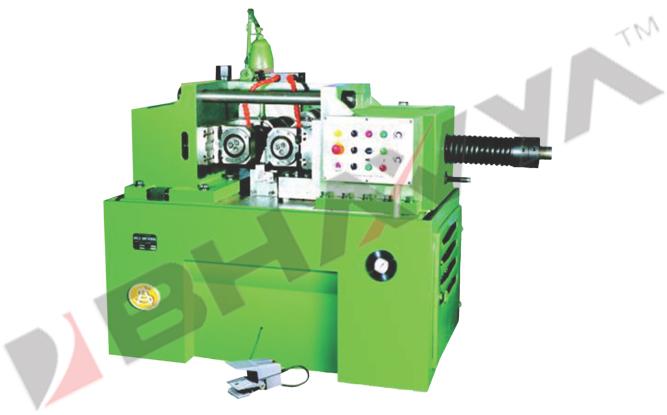 Hydraulic Thread & Form Rolling Machine