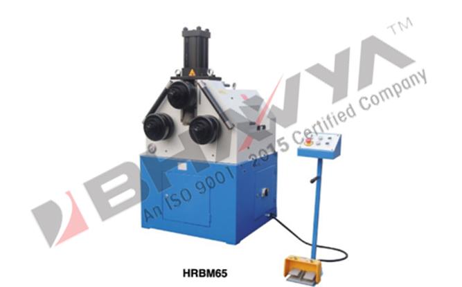 Hydro - Mechanical Profile Bending Machine