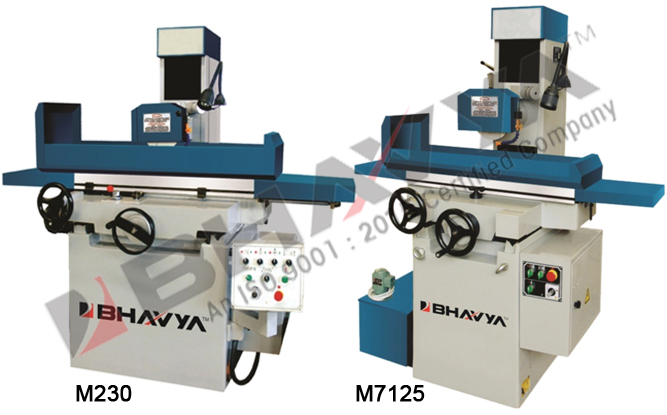 Imported Manual Surface Grinder (M230, M7125)
