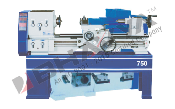 Light Duty All Geared Lathe – PRH-170