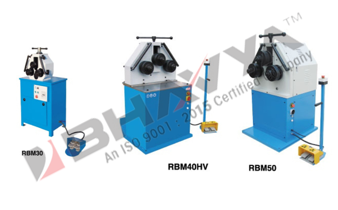 Mechanical Profile Bending Machines