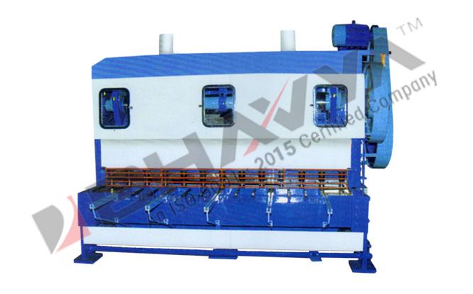 Mechanical Shearing Machine (Overcrank)