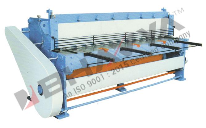 Mechanical Shearing Machine (Undercrank)