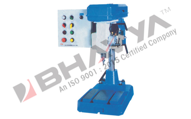 Pitch Controlled Tapping Machine (GearType)