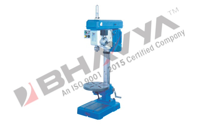 Pitch Controlled Tapping Machine (Lead Screw Type)