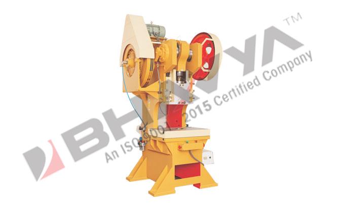 Pneumatic Type Power Press