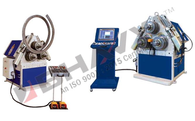 Profile Bending Machine (Hydraulic PRO-100, PRO-120)