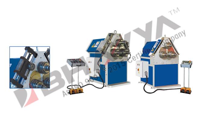Profile Bending Machine (HYDRAULIC PRO-60,PRO-80)