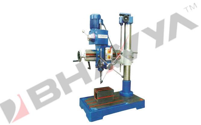 Radial Drill Machine(BR-38)