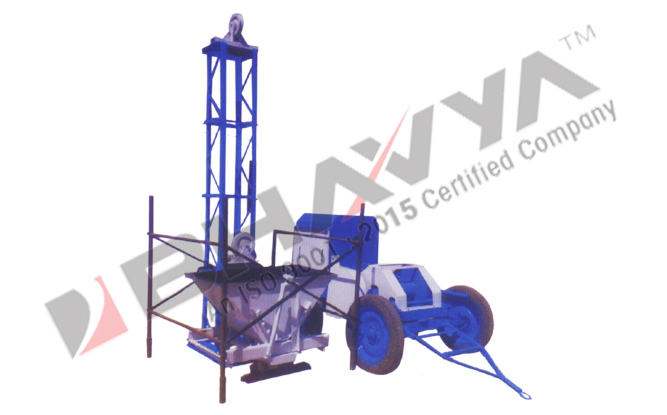 TOWER HOIST(ANGLE TYPE)