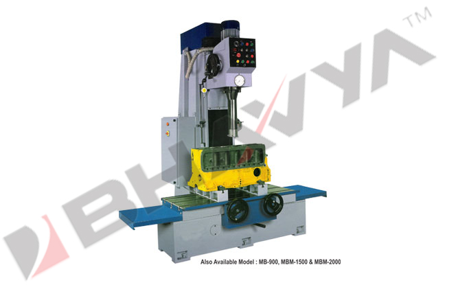 Vertical Fine Boring & Facing Machine