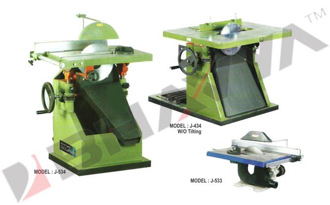 Wood Working Machine (Circular Saw - Adjustable Circular Saw)