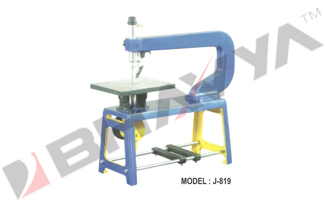 Wood Working Machine (Circular Saw - Jig Saw)