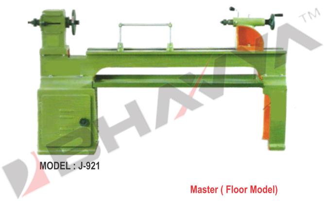 Wood Working Machine (Floor Model)